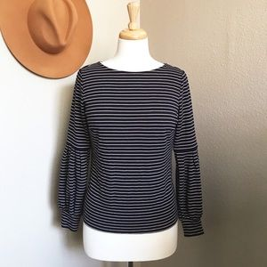 Ann Taylor™️ Striped Top